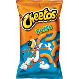 US CHIPS Cheetos Blue Puffs 226.8g X 12 Bags - Remas