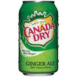 Canada Dry 355ml X 12 Cans - Remas