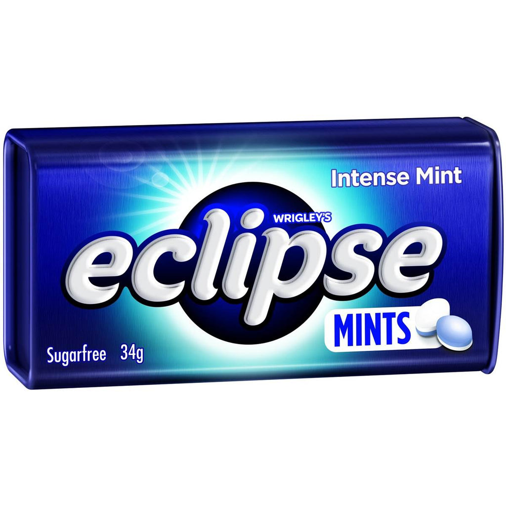 Eclipse Intense Tins 40g x 12 Tins