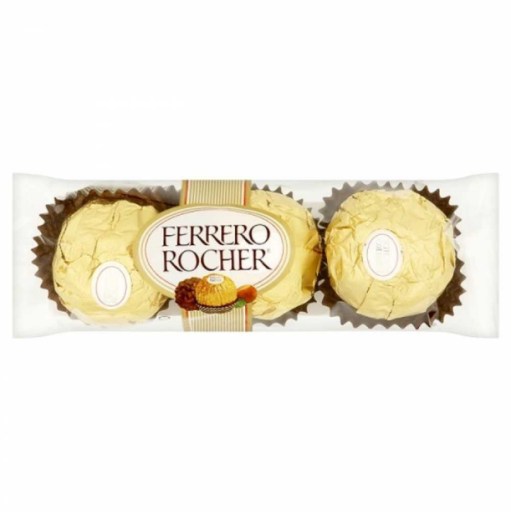 Kinder Ferrero Rocher T3 X 16 Bars