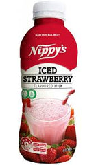Nippy's Bottles Iced Strawberry 500ml