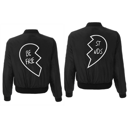 Rep Black Crewneck Pullover Sweatshirt