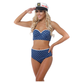 Sexy Sailor Captain Costume