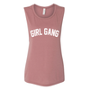 Girl Gang Mauve Tank Top