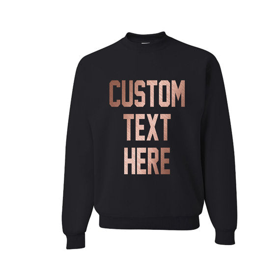 Soft Many Colors Pullover Sweatshirt