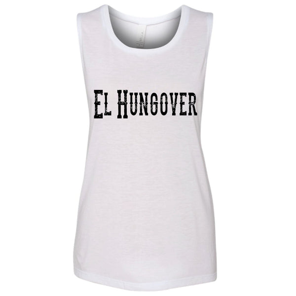 El Hungover Muscle Tank Top