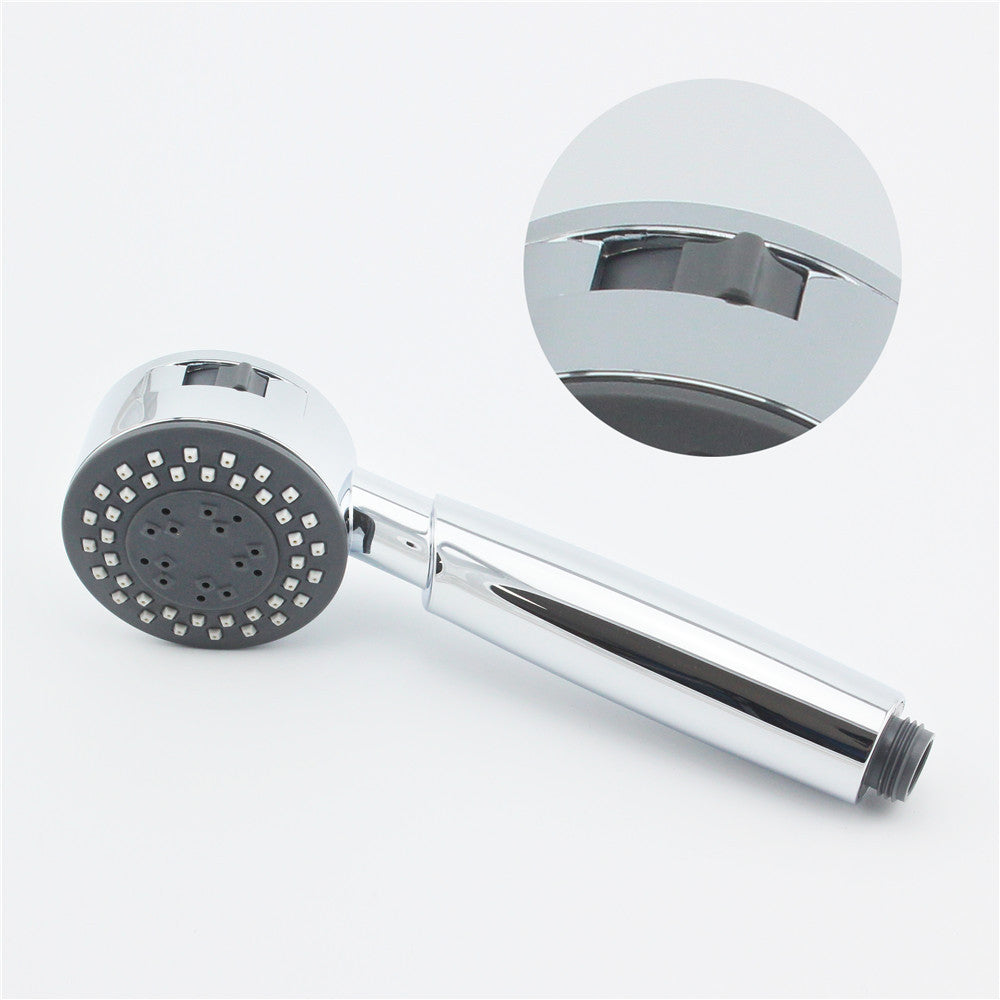 Vantory VH57 Bathroom Mic Handheld Rain Shower Head,Chrome Plated Finish - VANTORY - THE REAL TASTE OF BATHING