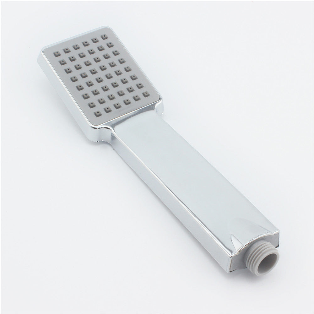Vantory VH01 Bathroom Rainfall ABS Handheld Shower Head, Chrome Plated Finish - VANTORY - THE REAL TASTE OF BATHING