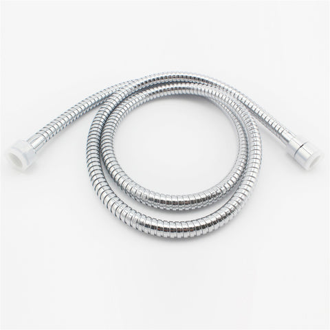 Vantory VP07 59 Inch Chromed Stainless Steel Double Lock Handheld Shower Hose - VANTORY - THE REAL TASTE OF BATHING