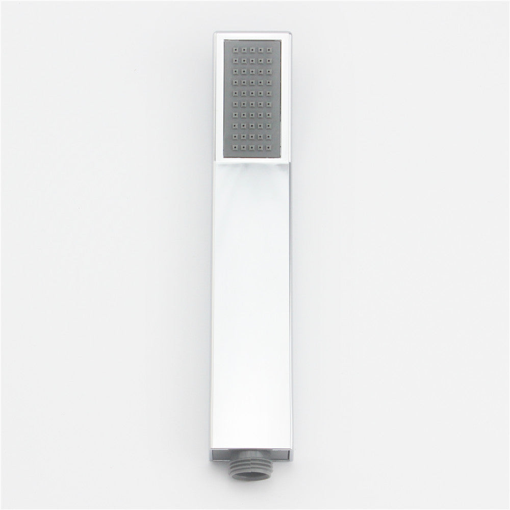 Vantory VH32 Handheld Shower Head Square head Chrome Plated Finish - VANTORY - THE REAL TASTE OF BATHING