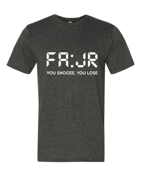 Fajr You Snooze You Lose T-Shirt