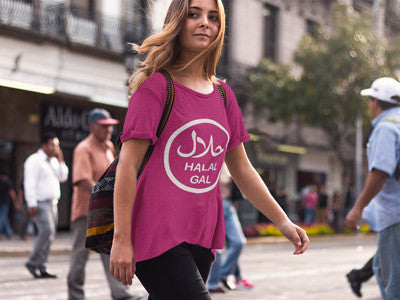Women's Islamic T-Shirts