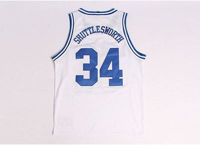Jesus Shuttlesworth Ray Allen 34 Lincoln He Got Game Basketball Jersey S- . 3be29f67f