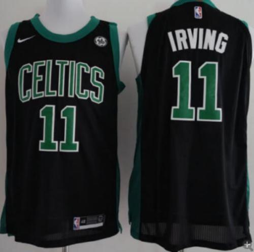 save off 61055 2fdd3 celtics jersey black and green