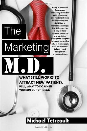 The Marketing MD, What Still Works To Attract New Patients On A Budget.
