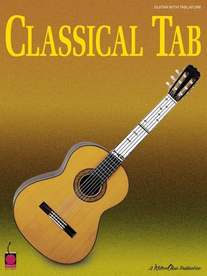 Classical Tab - Various - Classical Guitar Various Cherry Lane Music Guitar TAB