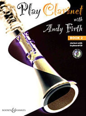 Play Clarinet with Andy Firth Volume 2 - Clarinet/CD by Firth Boosey & Hawkes M060115196