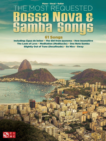 The Most Requested Bossa Nova & Samba Songs - PVG - Hal Leonard