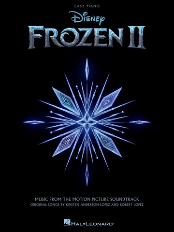Frozen II: Music From The Motion Picture Soundtrack - Easy Piano Hal Leonard 328775