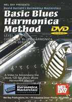 Basic Blues Harmonica Method DVD - Harmonica Mel Bay