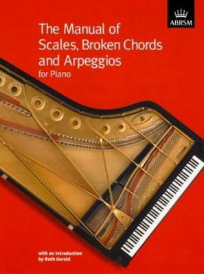 The Manual of Scales, Broken Chords and Arpeggios - Ruth Gerald - Piano ABRSM Piano Solo - Adlib Music
