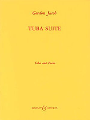 Tuba Suite - Gordon Jacob - Tuba Boosey & Hawkes - Adlib Music