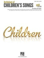 Anthology of Children's Songs - Gold Edition - Guitar|Piano|Vocal Hal Leonard Piano, Vocal & Guitar