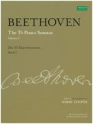 The 35 Piano Sonatas, Volume 2 Op. 22 Op. 54 - Ludwig van Beethoven - Piano ABRSM Piano Solo - Adlib Music