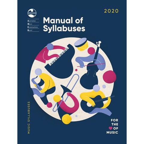 AMEB Manual of Syllabuses 2020