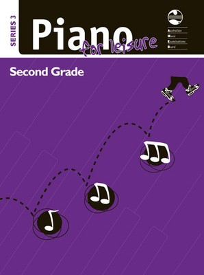Piano for Leisure Series 3 - Second Grade - Piano AMEB Piano Solo - Adlib Music