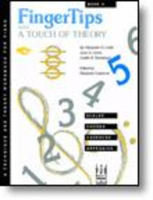 FingerTips With a Touch of Theory, Book 5 - Elizabeth D. Cobb|Jane S. Lewis|Judith R. Strickland-Minter - Piano FJH Music Company Piano Solo