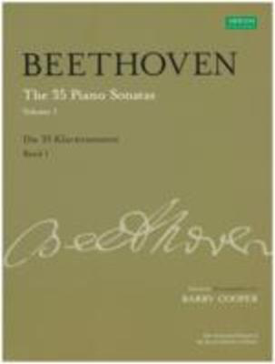 The 35 Piano Sonatas, Volume 3 Op. 57 Op. 111 - Ludwig van Beethoven - Piano ABRSM Piano Solo - Adlib Music