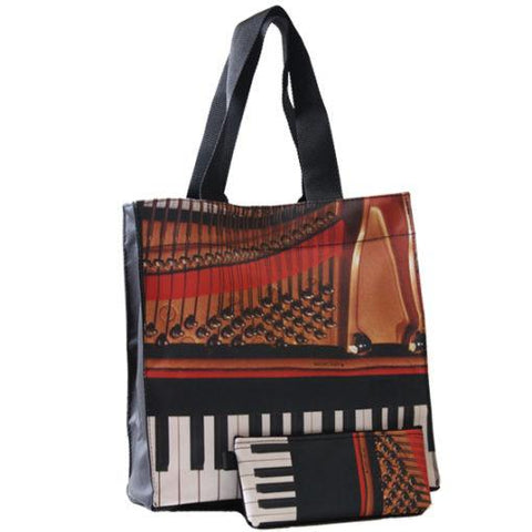 Grand piano carry/music bag.
