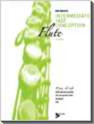 Intermediate Jazz Conception for Flute - Flute - Jim Snidero - Flute Advance Music /CD