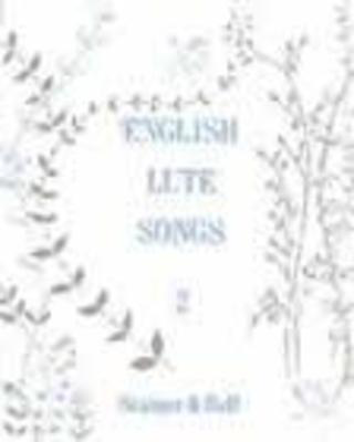 English Lute Songs Bk 2 - for lute - Classical Guitar Stainer & Bell Guitar Solo