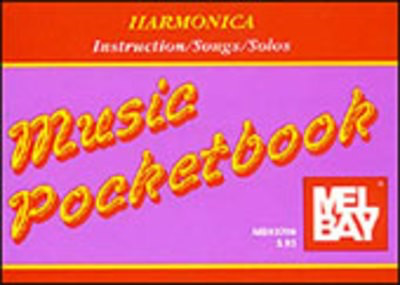 Harmonica Pocket Book - Harmonica Mel Bay