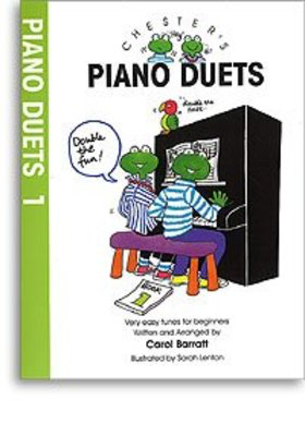 Chesters Piano Duets Bk 1 Pd - - Adlib Music