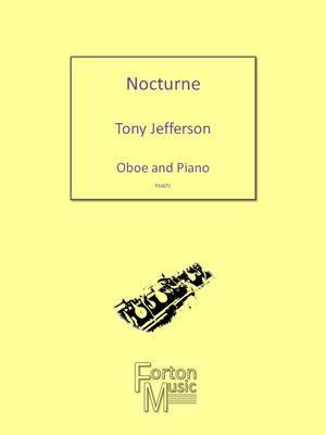 Nocturne - Oboe and Piano - Tony Jefferson - Oboe Forton Music