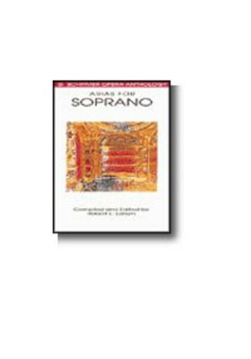 Arias For Soprano - - Adlib Music