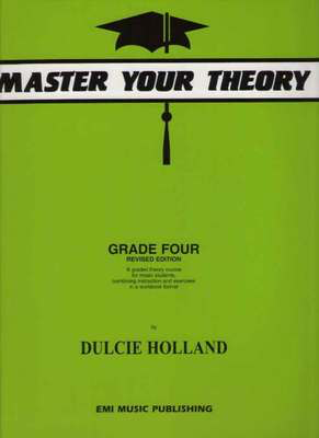 Practice In Musicianship Grade Four - Dulcie Holland EMI Music Publishing