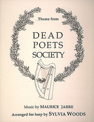 Theme from Dead Poets Society - for Harp - Harp Sylvia Woods M Jarre Hal Leonard