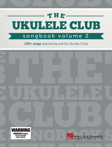 The Ukulele Club Songbook Volume 2 - Hal Leonard