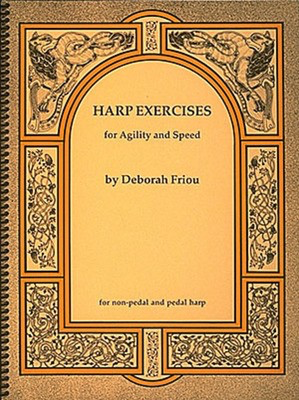 Harp Exercises for Agility and Speed - Harp Deborah Friou Hal Leonard