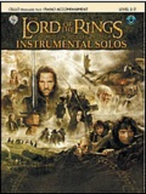The Lord of the Rings Instrumental Solos - Howard Shore - Flute Alfred Music - Adlib Music