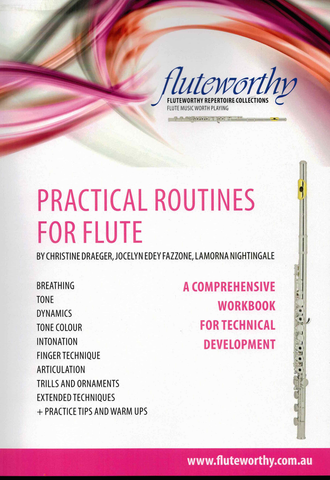 Practical Routines for Flute - Draeger/Fazzone/Nightingale - Fluteworthy