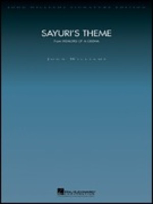 Sayuri's Theme (from Memoirs of a Geisha) - Deluxe Score - John Williams - Hal Leonard Full Score Score