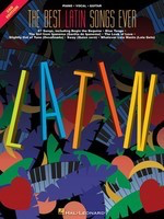 The Best Latin Songs Ever - 2nd Edition - Various - Hal Leonard Piano, Vocal & Guitar