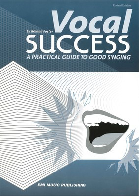 Vocal Success - Roland Foster - Classical Vocal EMI Music Publishing - Adlib Music