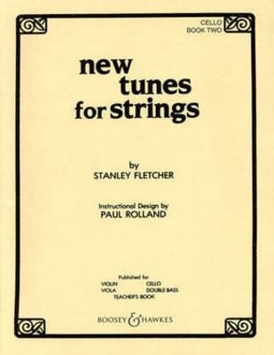 New Tunes for Strings - Book 1 - Stanley Fletcher - Violin Boosey & Hawkes  Violin Solo