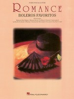 Romance: Boleros Favoritos - Various - Hal Leonard Piano, Vocal & Guitar